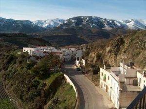 Sierra de Gador en Almería